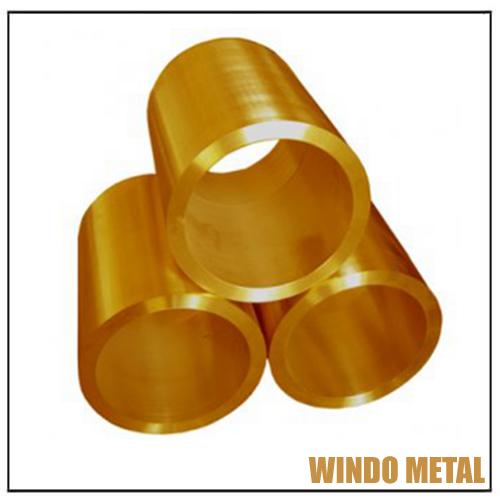 ASTM 70/30 Brass Pipe Brass Tube