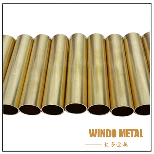 Customize All Size Brass Pipe