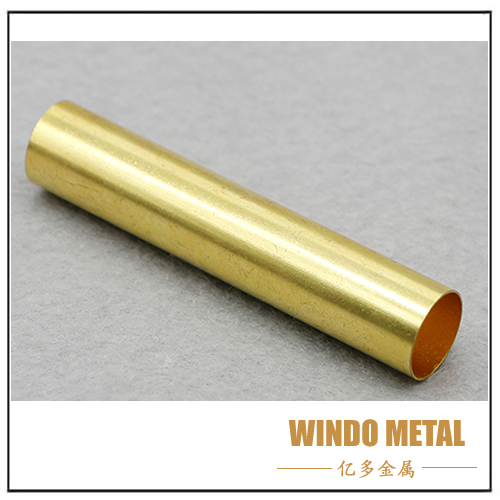 Exporting Customizable Brass Tubes