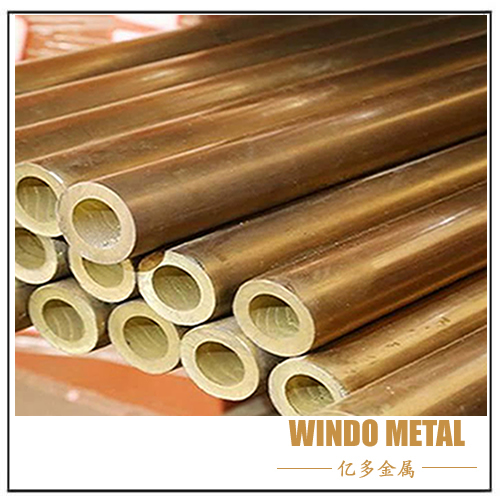 High Quality Seamless Brass Coil Pipe