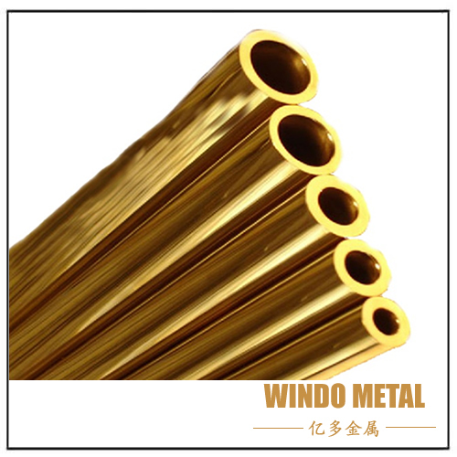 Hollow Brass Tube H62 C28000 Brass Pipe