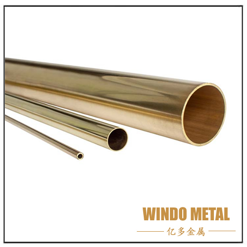 Thin Wall H59 H62 H65 Brass Tube Bronze Pipe