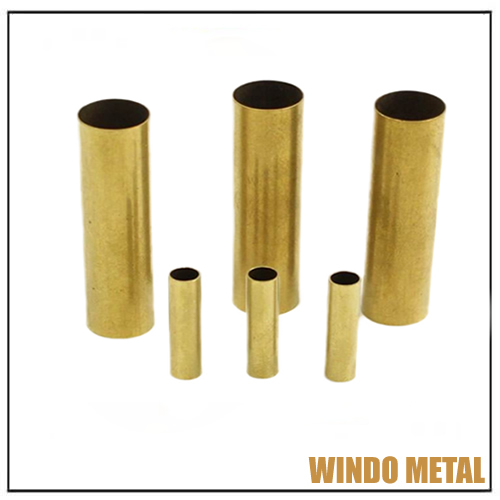 6mm Large Diameter Brass Tube