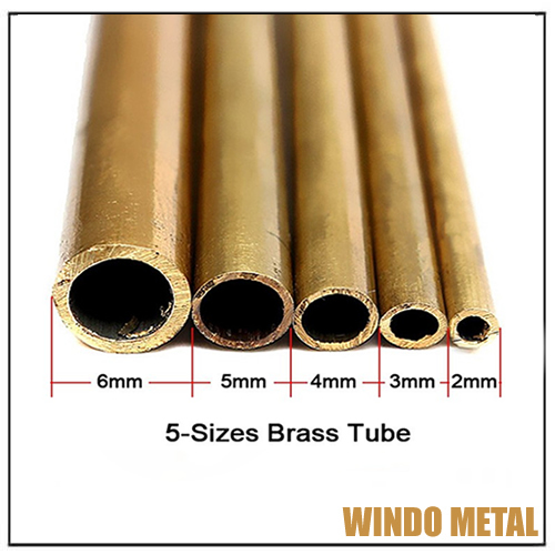 Brass Pipe Connectors tube Pipes