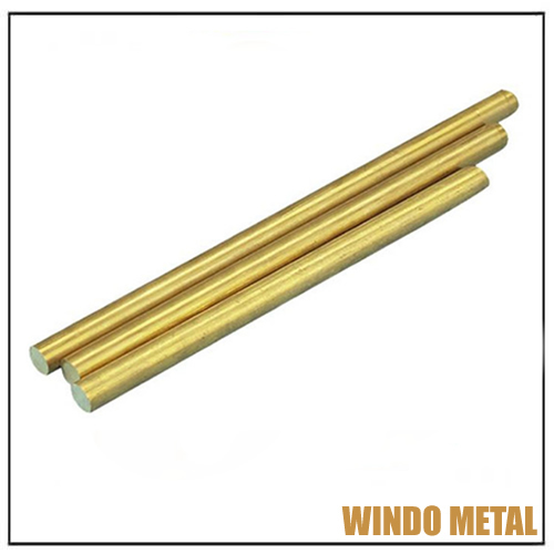 Brass Water Pipe