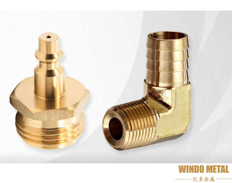 CHINA WINDO METAL Precision Brass Parts