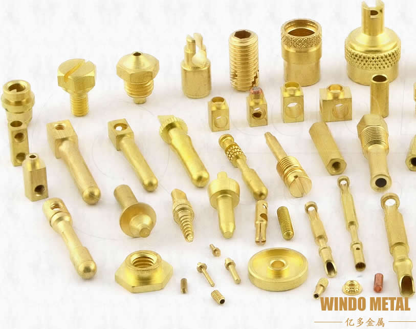 WINDO Electrical Brass Components