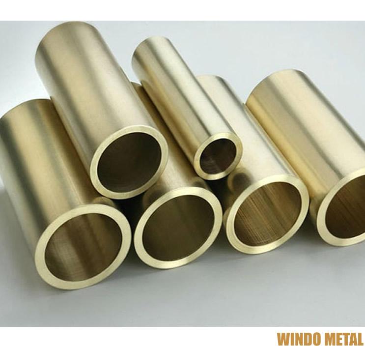 ASTM ASME B135 SB36 Brass Seamless Pipe